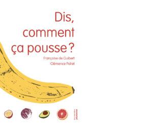 Dis comment ça pousse ?, Françoise de Guibert, Clémence Pollet, La Martinière Jeunesse