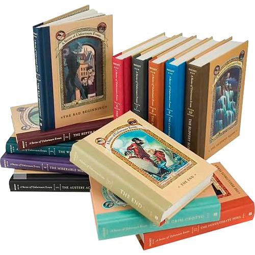 Orphelins Baudelaire, Lemony Snicket, Nathan, Netflix, romans jeunesse, comte Olaf,