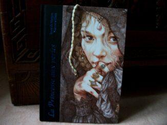 éditions des éléphants, La Princesse aux perles, Mary de Morgan, Yvonne Gilbert