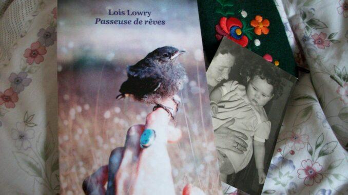 Passeuse de rêves, Lois Lowry, L'Ecole des loisirs
