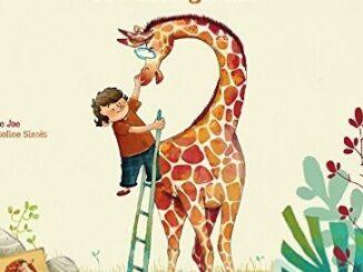 Ma nounou est une girafe, Anne-Soline Sintès, Perrine Joe, éditions du Père Fouettard