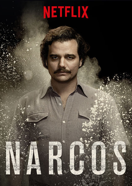 Narcos, Escobar, Colombie, série TV