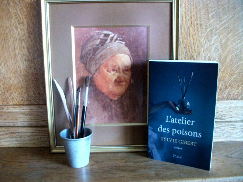 L'Atelier des poisons, Sylvie Gibert, Plon