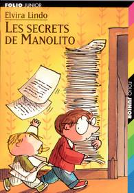 Les Secrets de Manolito, Elvira Lindo, Folio Junior