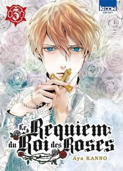 Le Requiem du roi des roses, Aya Kanno, Ki-oon