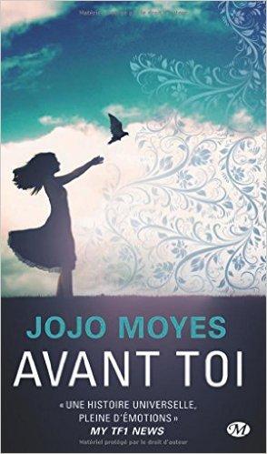 avant toi, Jojo Moyes, Emilia Clarke, Sam Claflin