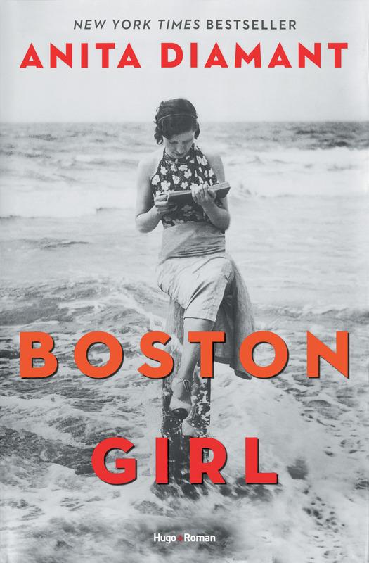 Boston Girl, Anita Diamant, Hugo roman