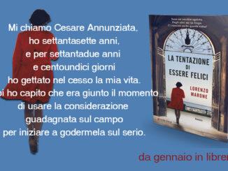 La Tentation d'être heureux, Lorenzo Marone, Belfond