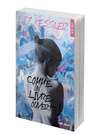 Comme un livre ouvert, Liz Kessler, Hugo & Cie, New way