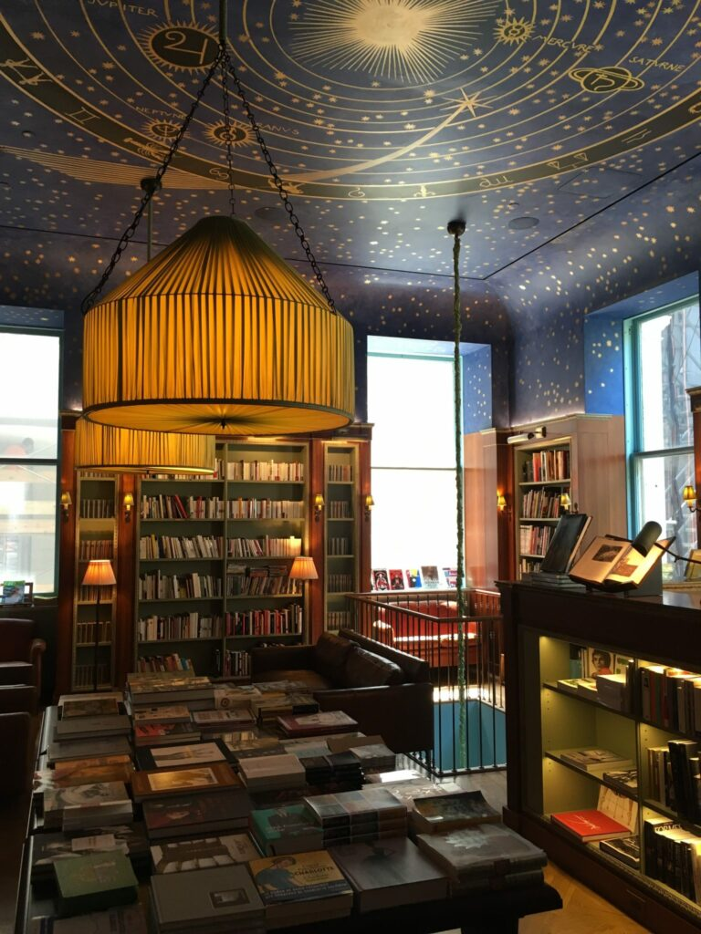 Librairie, Albertine, New York