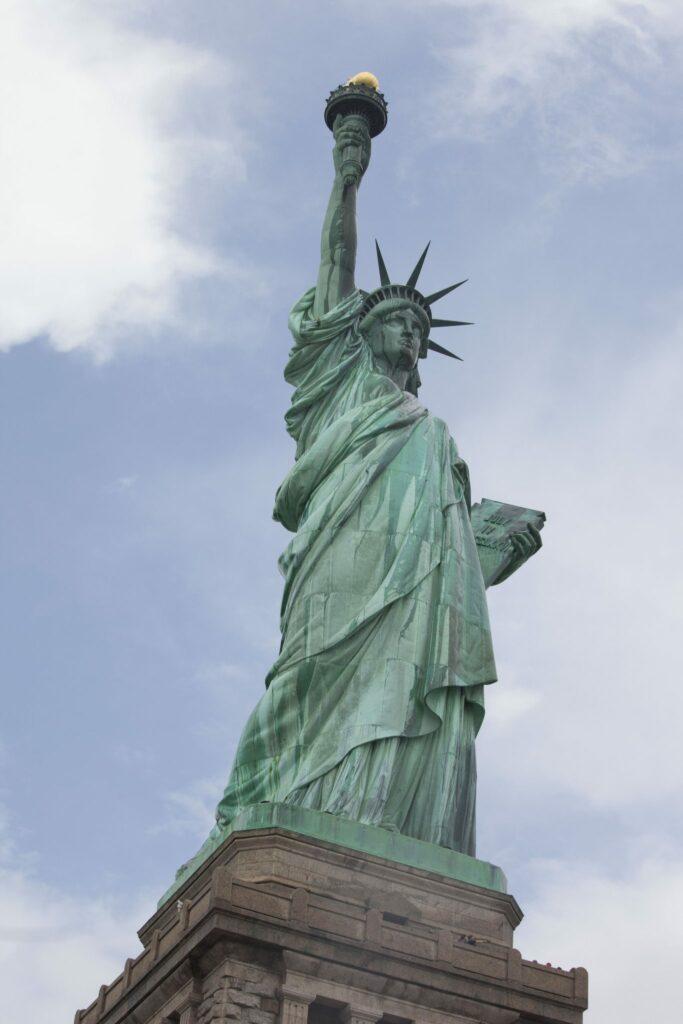 Ellis Island, statue de la Liberté, New York