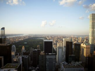 New York, Rockefeller Center, Top of the Rock, Empire State Building, One World Observatory