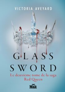 glass sword, red queen, victoria aveyard, Le Masque, MsK