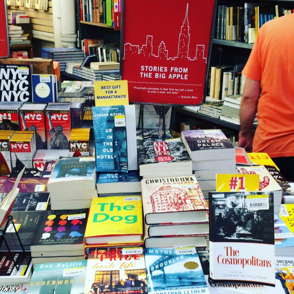Strand Book Store, New York, Librairie