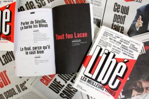Libé les meilleurs titres, Hervé Marchon, La Martinière