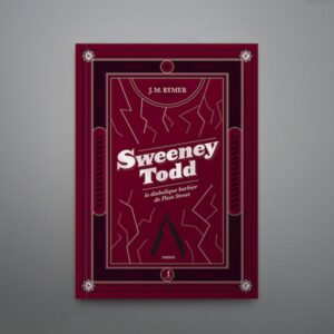 Sweeney Todd, J.M. Rymer. Tind éditions