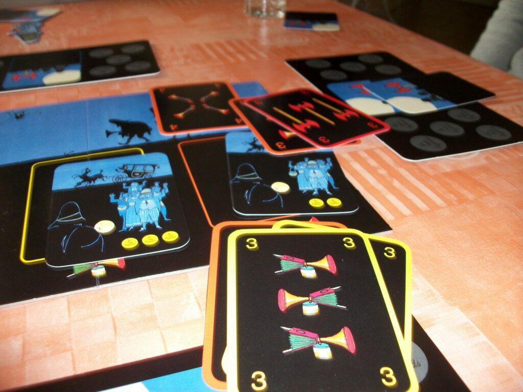 Le jeu des Trois Brigands, Les Trois Brigands, Tomi Ungerer, école des loisirs