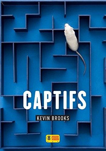 Captifs, Kevin Brooks, Super 8