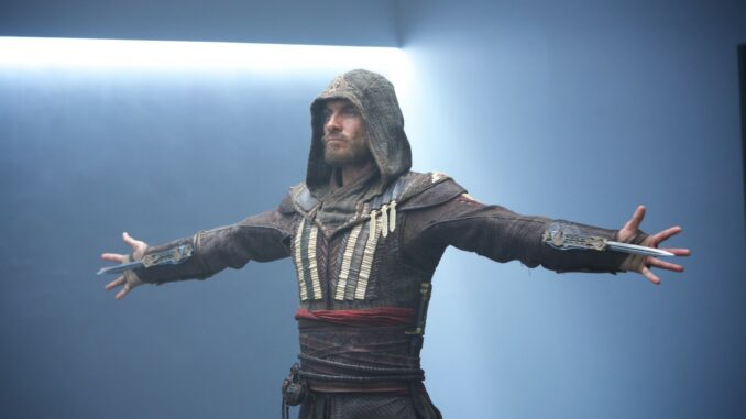 Assassin's Creed, Michael Fassbender, Marion Cotillard