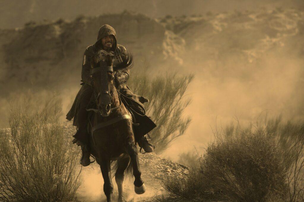 Assassin's Creed, Michael Fassbender, Marion Cotillard