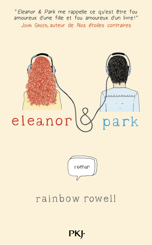 Eleanor & Park, Rainbow Rowell, PKJ