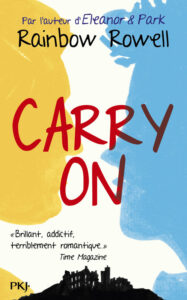 Carry On, Rainbow Rowell, PKJ