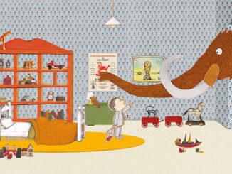 Ça suffit, mammouth, Micaela Chirif, Issa Watanabe, Editions du Père Fouettard