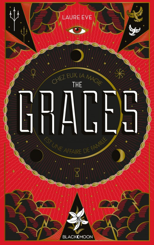 The Graces, Laure Eve, Black Moon