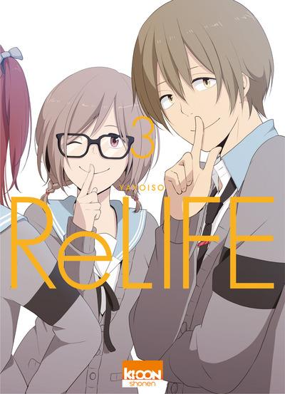 ReLIFE, Yayoiso, Ki-oon