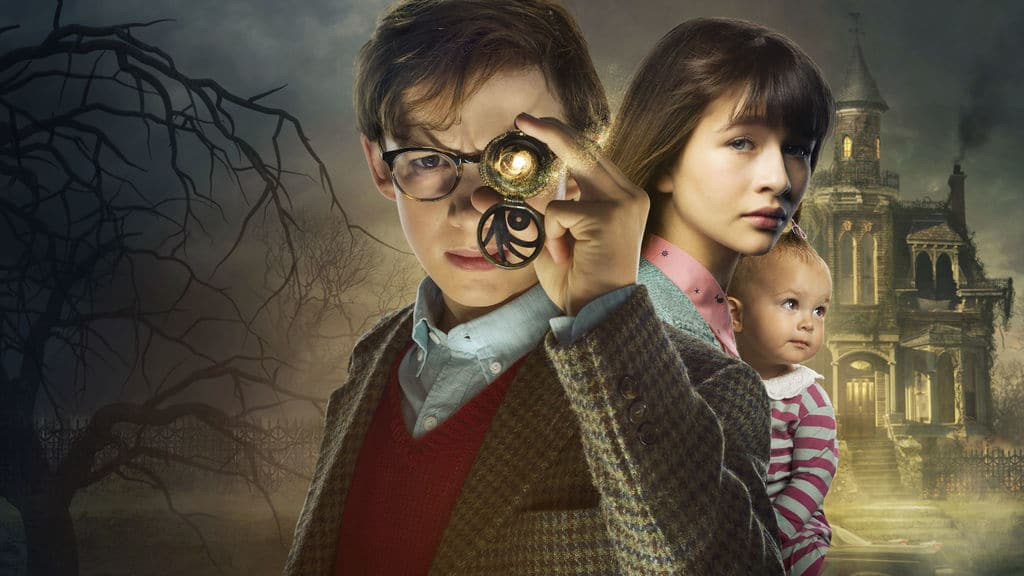 A Series of Unfortunate Events, orphelins Baudelaire