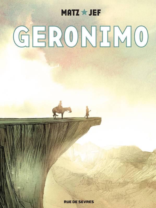 Geronimo, Matz & Jef, Rue de Sèvres