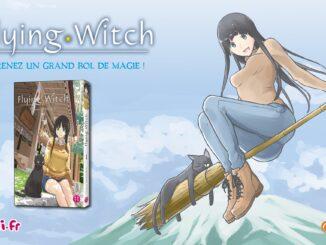 Flying Witch, Chihiro Ishizuka, Nobi Nobi