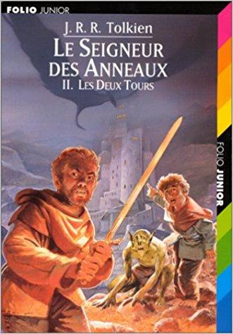 Les Deux Tours, Tolkien