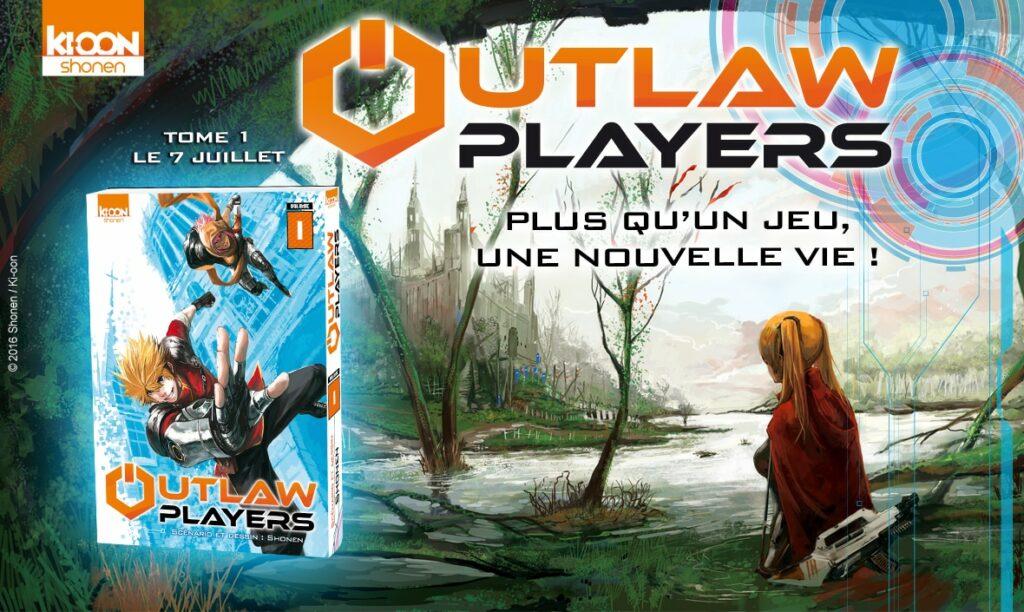 Outlaw Players, Shonen, Ki-oon