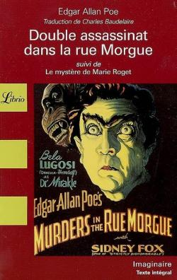 Double assassinat dans la rue Morgue, Edgar Allan Poe