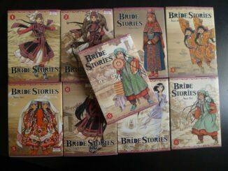 Bride Stories, tome 9, Kaoru Mori, Ki-oon