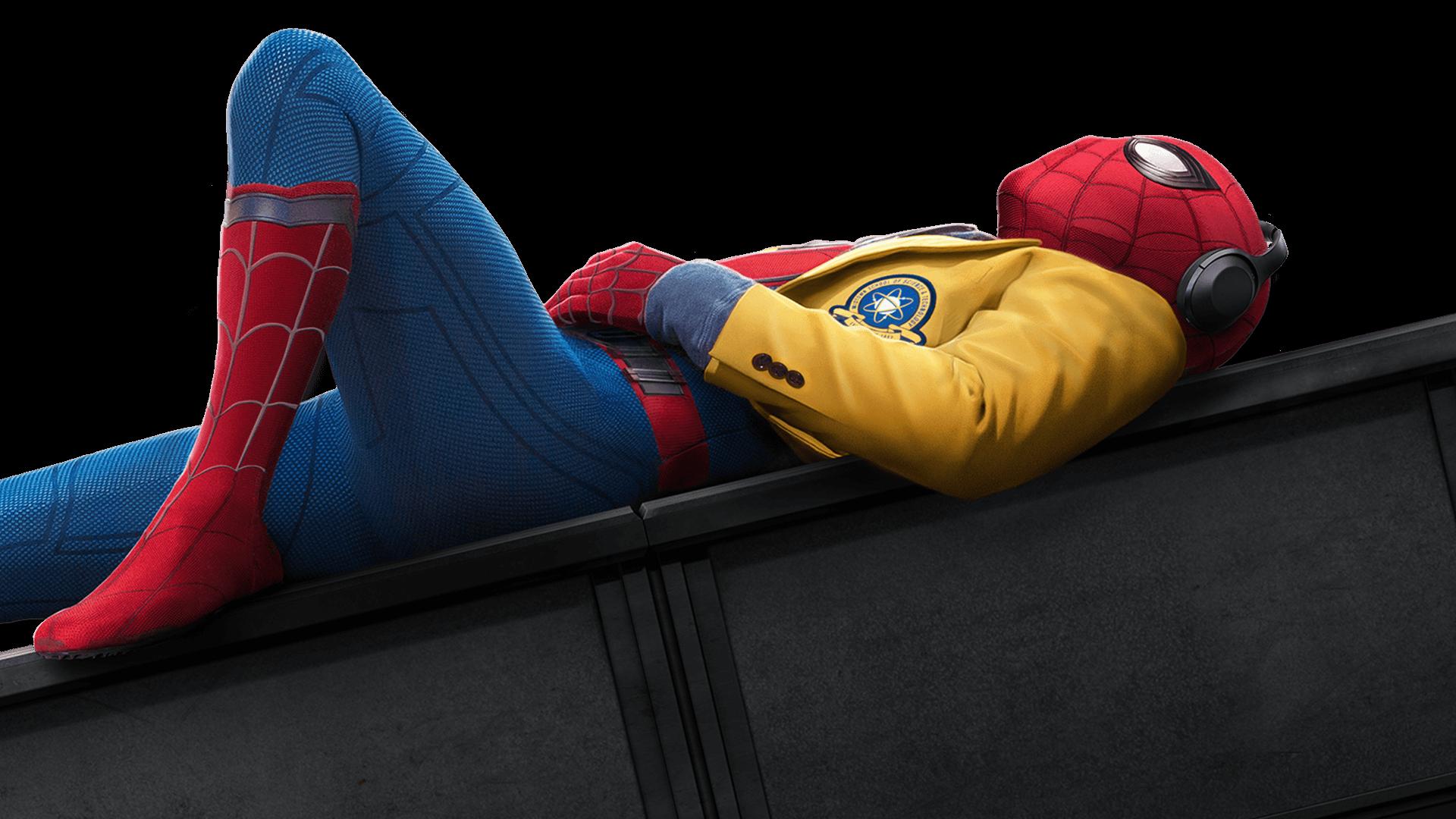 Spider-Man Homecoming ...