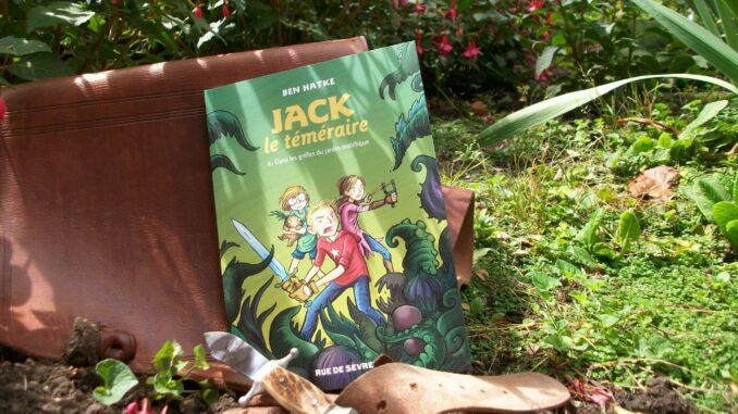Jack le Téméraire, Dans les griffes du jardin maléfique, Ben Hatke, Rue de Sèvres