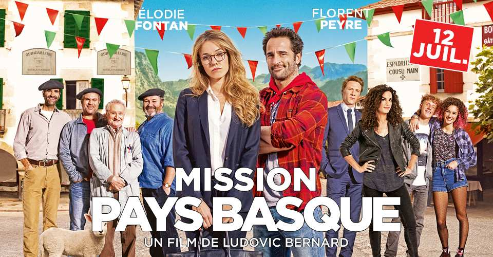 Mission Pays Basque, Ludovic Bernard