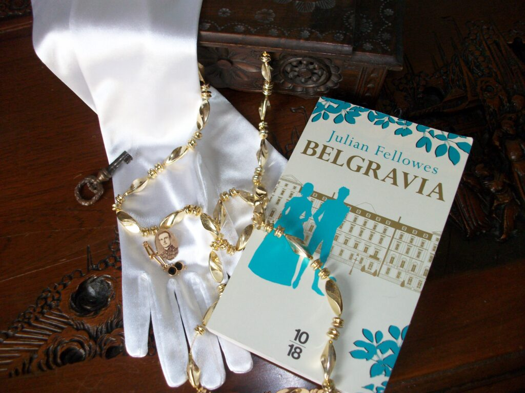 Belgravia, Julian Fellowes, 10/18