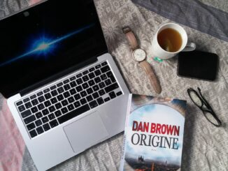 Origine, Dan Brown, JC Lattès