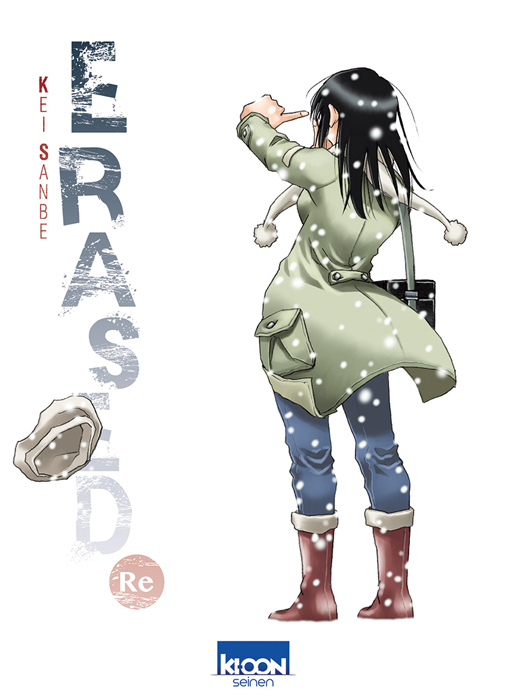 Erased, Re, Kei Sanbe, Ki-oon