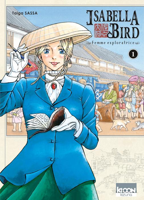 Isabella Bird, Ki-oon, Taiga Sassa