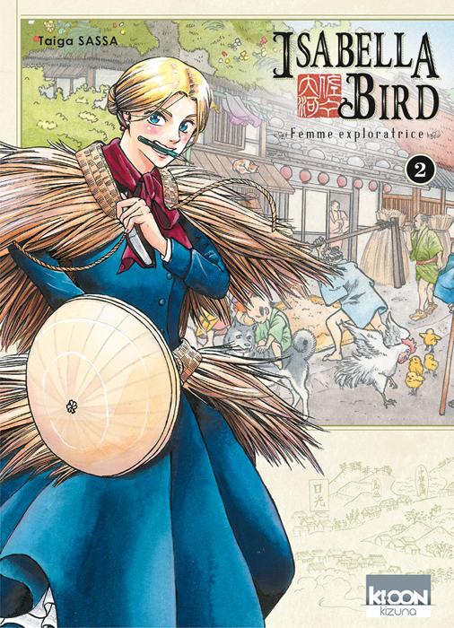 Isabella Bird, Taiga Sassa, Ki-oon