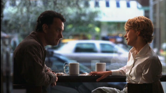 Vous avez un message, Tom Hanks, Meg Ryan