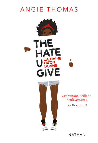 The Hate U Give, Angie Thomas, Nathan