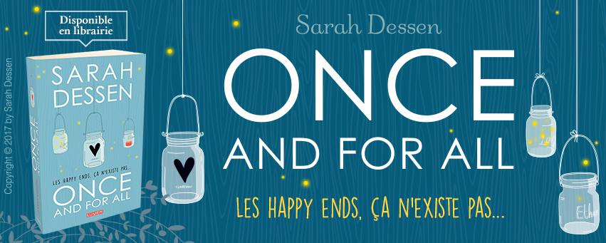 Once and for all, Sarah Dessen, Lumen