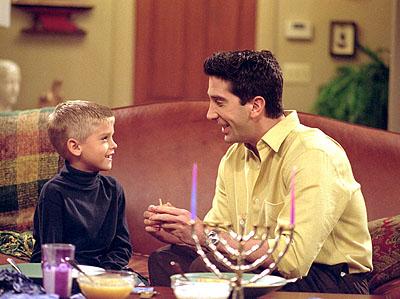 Friends, Ross et Ben