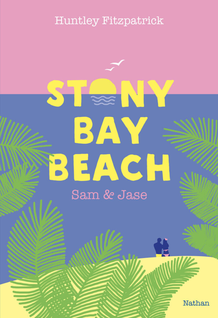 Stony Bay beach : Sam & Jase, de Huntley Fitzpatrick, Nathan