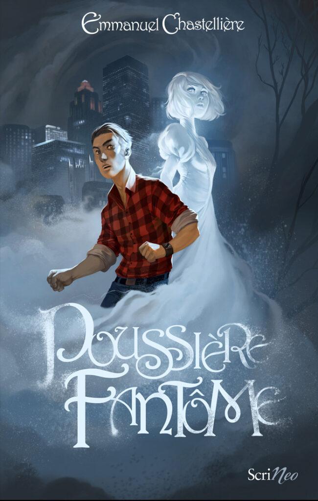 Poussière fantôme, Emmanuel Chastellière, Scrinéo